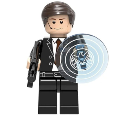 Minifig Agent Phil - Minifigs