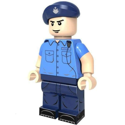 Air Force Minifigs | Brick Forces