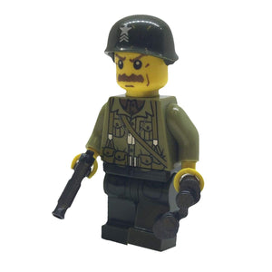 Minifig American Infantry Grady - Minifigs