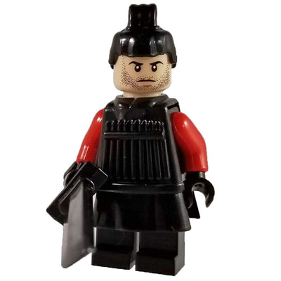 Minifig Ancient Chinese Warrior Chon - Minifigs