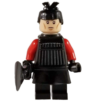 Minifig Ancient Chinese Warrior Lu Fong - Minifigs