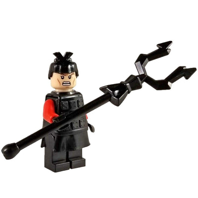 Minifig Ancient Chinese Warrior Zuxun - Minifigs