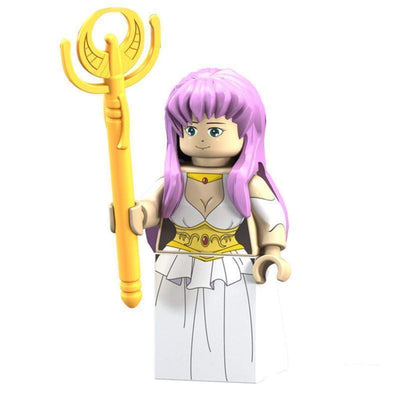 Minifig Saint Seiya Athena-Brick Forces