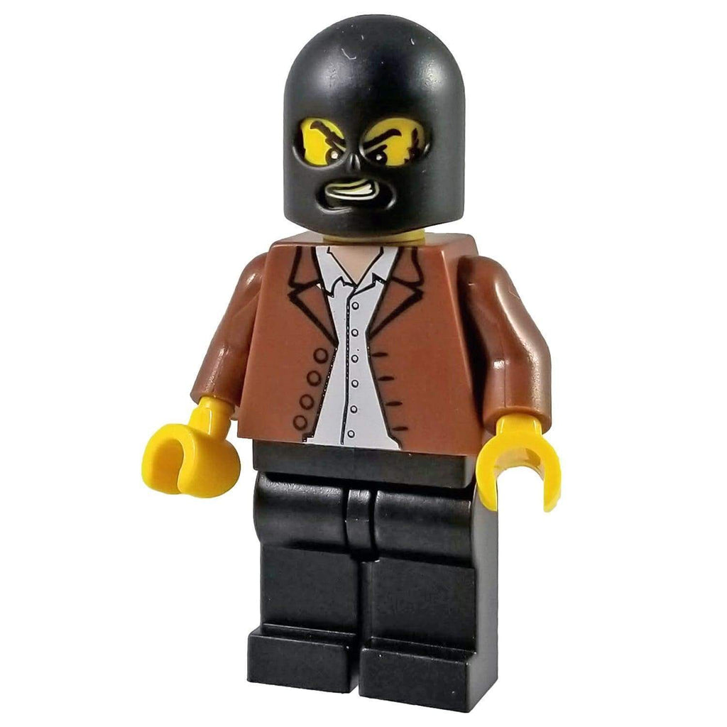 Minifig Bank Robber - Minifigs