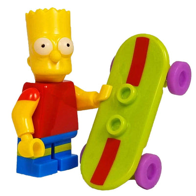 Minifig Bart - Minifigs