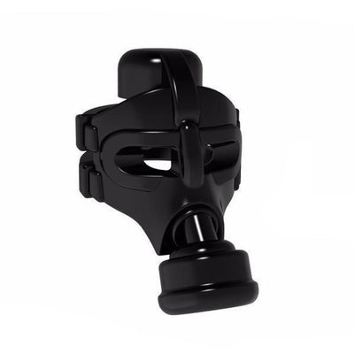 Minifig Battlefeild WW1 Black Gas Mask - Headgear
