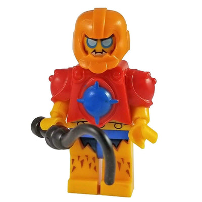 Minifig Beast Man-Brick Forces