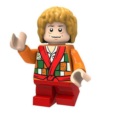 Minifig Bilbo Baggins-Brick Forces