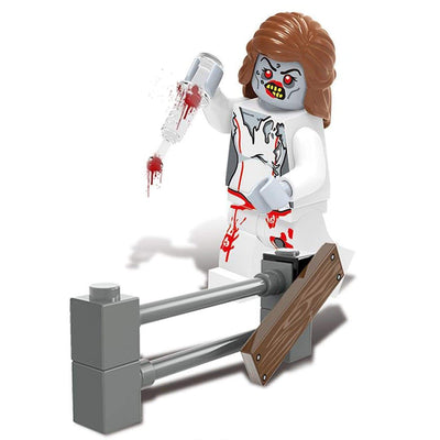 Minifig Biochemical Zombie Crisis Betty-Brick Forces