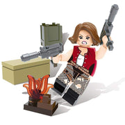 Minifig Biochemical Zombie Crisis Su-Brick Forces