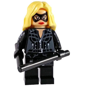 Minifig Blonde Canary - Minifigs