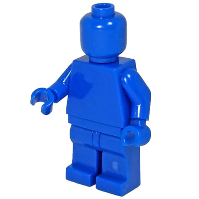 Minifig BLUE - Minifigs