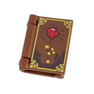 Minifig Book of Spells - Accessories