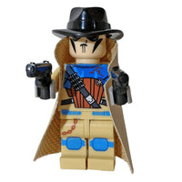 Minifig Bounty Hunter Jux - Minifigs