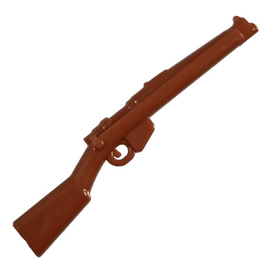 Minifig British Enfield Rifle Brown - Rifle