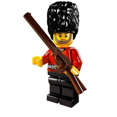 Minifig British Imperial Guard - Minifigs