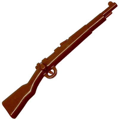 Minifig Brown KAR98 Sniper Rifle - Rifle