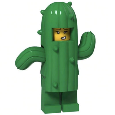 Minifig Cactus Girl - Minifigs