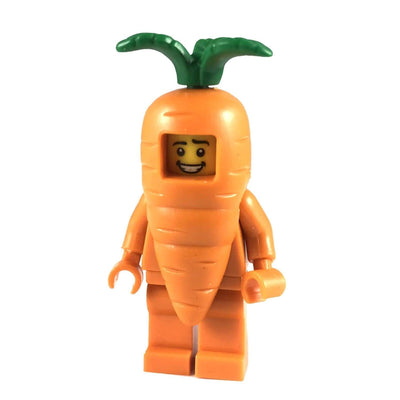 Minifig Carrot - Minifigs