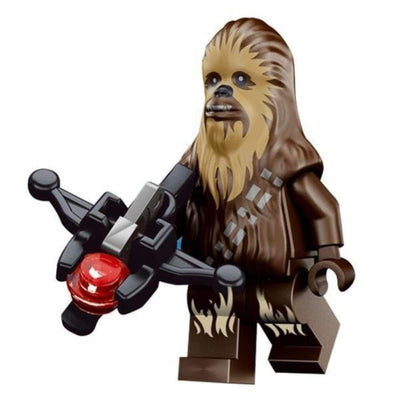 Minifig Chewie - Minifigs