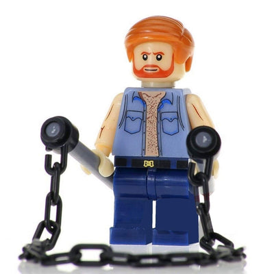 Minifig Chuck-Brick Forces