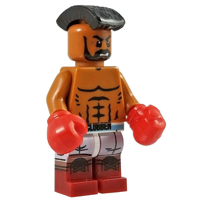 Minifig Clubber-Brick Forces