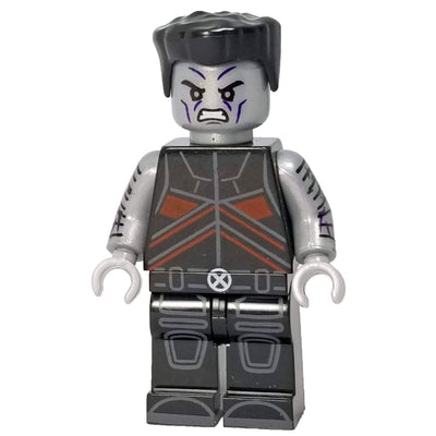 Minifig Colossal in Black Uniform - Minifigs