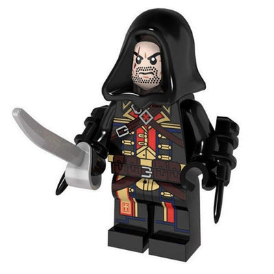 Minifig Cormac - Minifigs