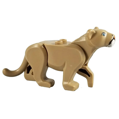 Minifig Cougar - Animals