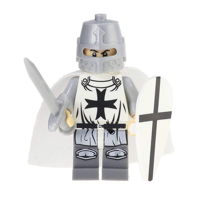 Minifig Crusades Knight Alexander - Minifigs