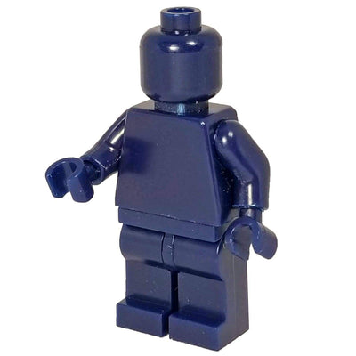 Minifig DARK BLUE