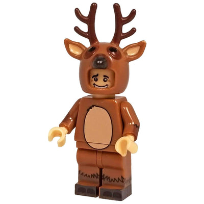 Minifig Deer Costume - Minifigs