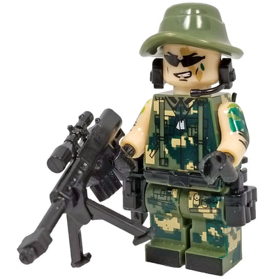 Minifig Delta Squad Billy-Brick Forces