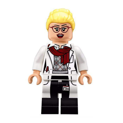 Minifig Dr. Harleen - Minifigs
