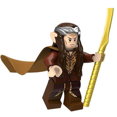 Minifig Elf Elrond-Brick Forces