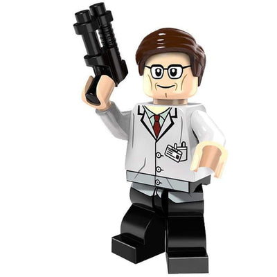 Minifig Forensic Scientist Edward - Minifigs