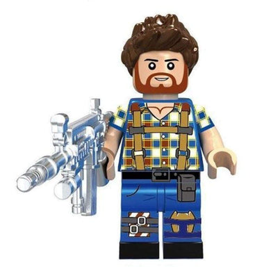 Minifig Fortnite Builder - Minifigs