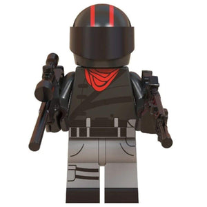 Minifig Fortnite Burnout - Minifigs