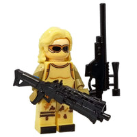 Minifig Fortnite Scorpion - Minifigs