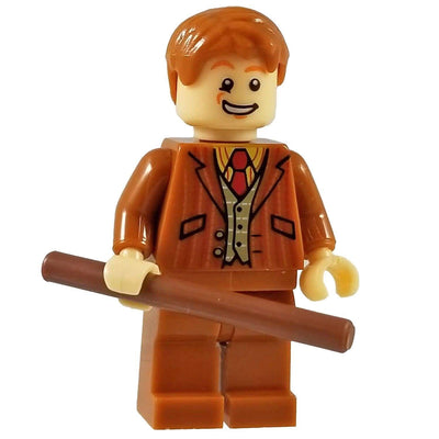 Minifig Fred-Brick Forces