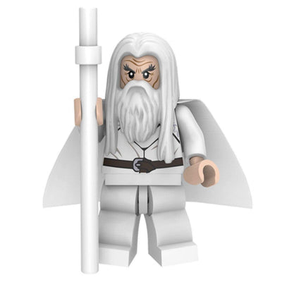 Minifig Gandalf the White - Minifigs