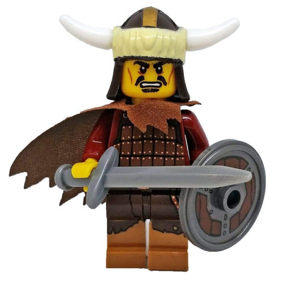Minifig Genghis Khan - Minifigs