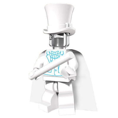 Minifig Gentleman Ghost - Minifigs