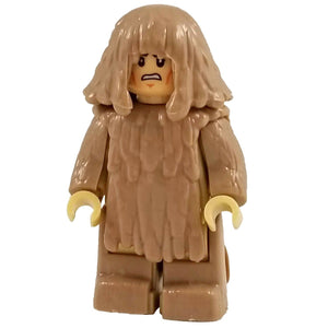 Minifig Ghillie Suit Tan - Clothing