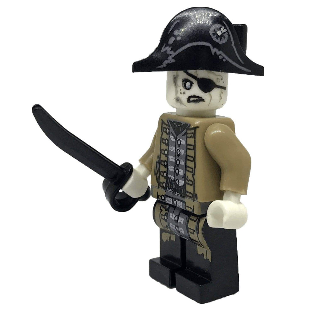 Minifig Ghost Pirate - Minifigs