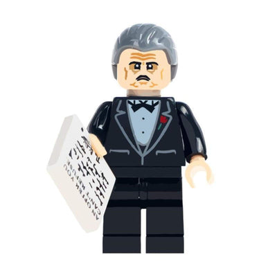 Minifig Godfather - Minifigs
