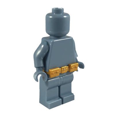 Minifig Gold Ammo Belt - Belts