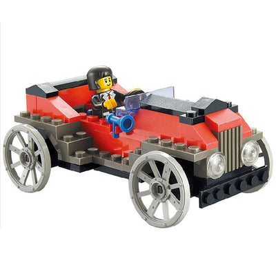 Minifig Gounod Memorial Car (96 Pieces) - Vehicles