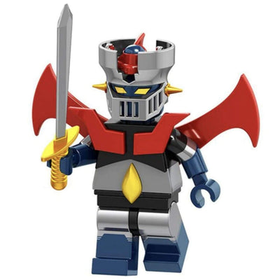 Minifig Great Mazinger Z-Brick Forces