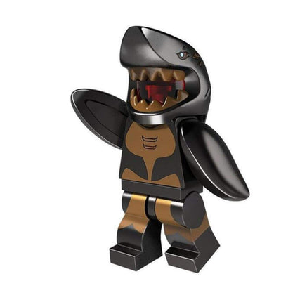 Minifig Great White Shark - Minifigs